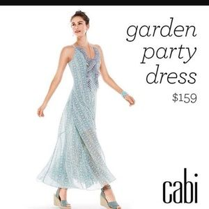 cabi Garden Party Dress #5104 NWOT